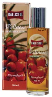 BALLISTOL - KLEVER Wellness Körperpflegeöl Sanddorn Vital