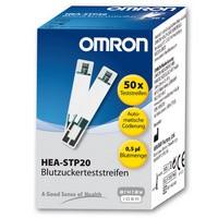 Teststreifen HEA-STP20 für Messgeräte von Omron