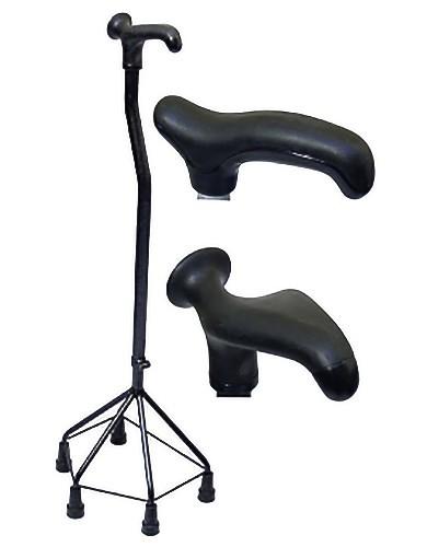 Fünffußgehhilfe KOWSKY mit anatomischen Handgriff
