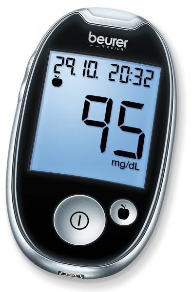 BEURER Blutzuckermessgerät GL 44 Easy to use