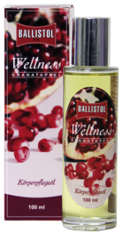 BALLISTOL - KLEVER Wellness Körperpflegeöl Granatapfel