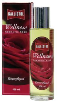 BALLISTOL - KLEVER Wellness Körperpflegeöl Romantic Rose